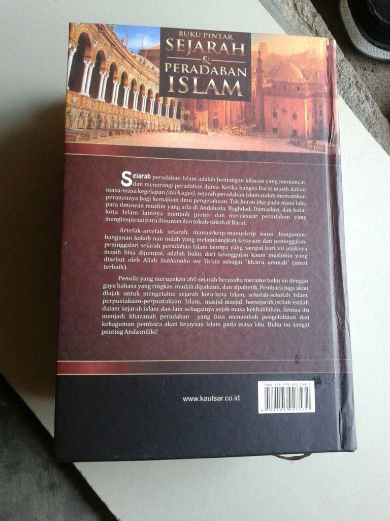 Buku Pintar Sejarah & Peradaban Islam cover