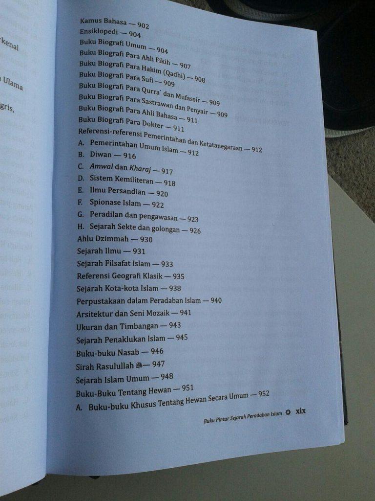 Buku Pintar Sejarah & Peradaban Islam isi 3
