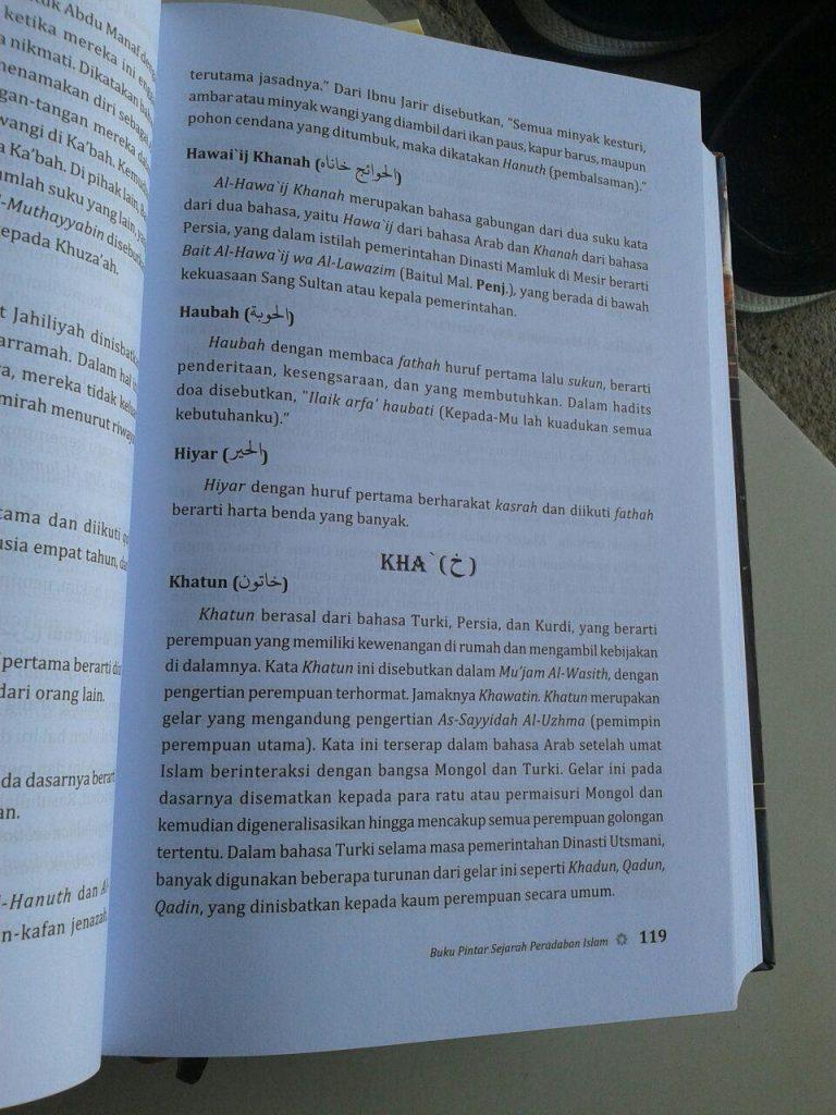 Buku Pintar Sejarah & Peradaban Islam isi 4