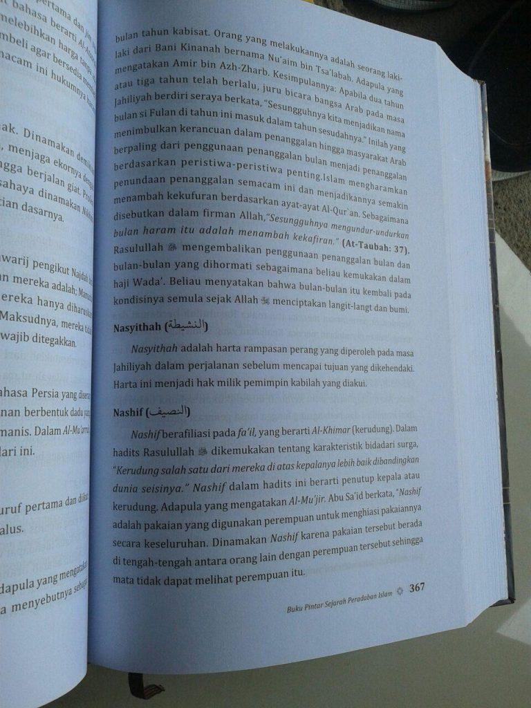 Buku Pintar Sejarah & Peradaban Islam isi 5