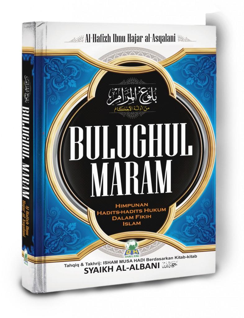 Buku Bulughul Maram Himpunan Hadits Hukum Fikih Islam Cover