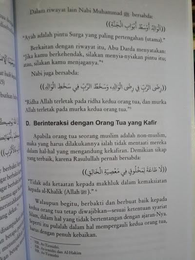 Buku Cara Mudah Belajar Islam Bimbingan Dasar Islam Isi