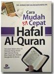 Buku Cara Mudah Dan Cepat Hafal Al-Quran