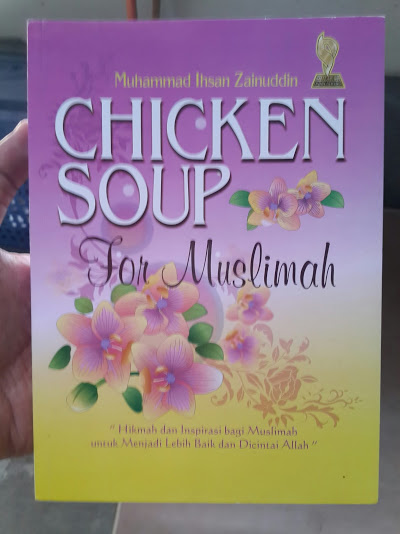 Buku Chicken Soup For Muslimah Cover