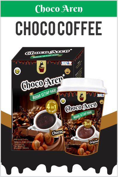 Choco Aren Mbah Uti Rasa Choco Coffee Besar