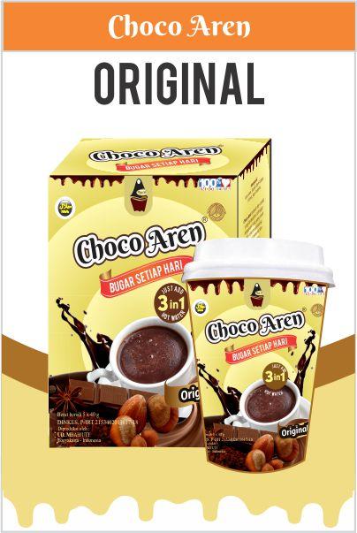 Choco Aren Mbah Uti Rasa Original Besar
