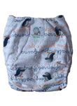 Cloth Diaper Coolababy Pant Fleece Motif