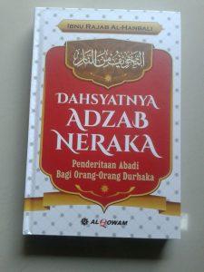 Buku Dahsyatnya Adzab Neraka Penderitaan Abadi cover 2
