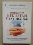 Buku Dahsyatnya Kekuatan Silaturahmi Cover
