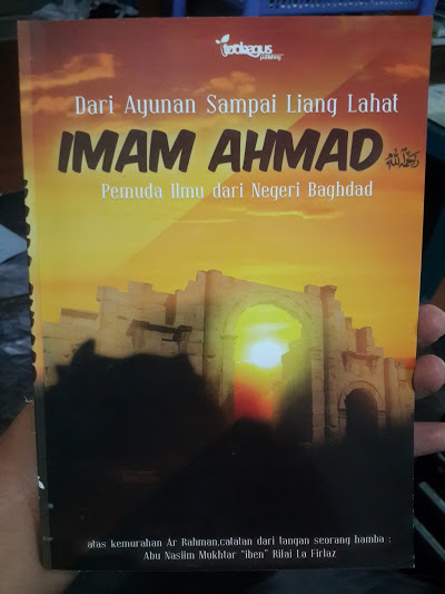 Buku Dari Ayunan Sampai Liang Lahat Imam Ahmad Cover