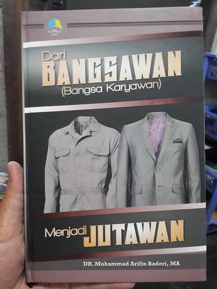 Buku Dari Bangsawan Menjadi Jutawan Cover
