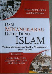 Buku Dari Minangkabau Untuk Dunia Islam cover 2