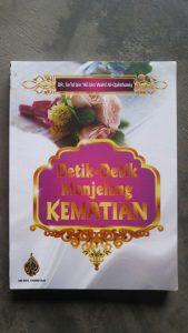 Buku Detik-Detik Menjelang Kematian cover