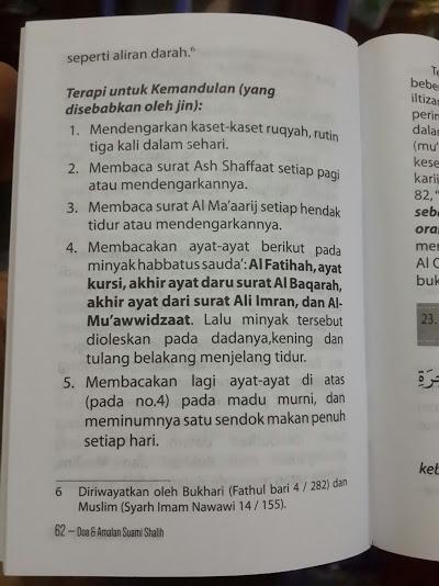 Buku Saku Doa Dan Amalan Suami Sholih Isi