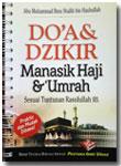 Buku Doa Dan Dzikir Manasik Haji dan Umrah