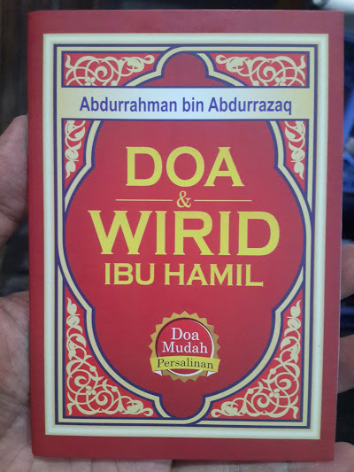 Buku Saku Doa Dan Wirid Ibu Hamil Cover