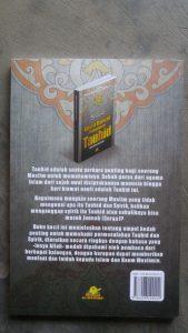 Buku Empat Kaedah Memahami Tauhid Syarah Qowa'idul Arba' cover 2