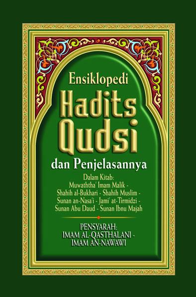 Buku Ensiklopedi Hadits Qudsi Dan Penjelasannya Cover
