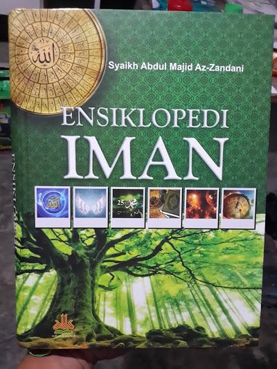 Buku Ensiklopedi Iman Cover