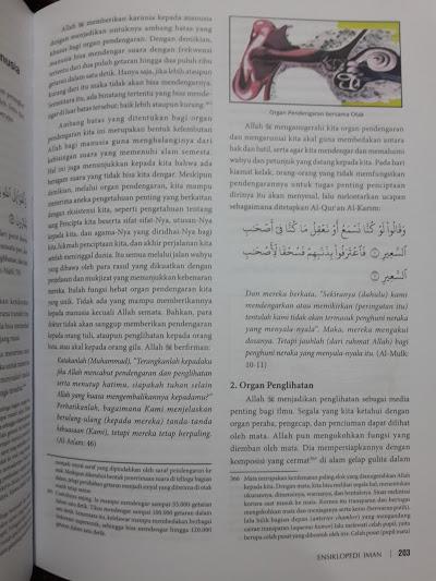 Buku Ensiklopedi Iman Isi