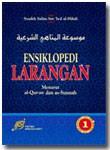 Buku Ensiklopedia Larangan Menurut Alquran Dan As-Sunnah