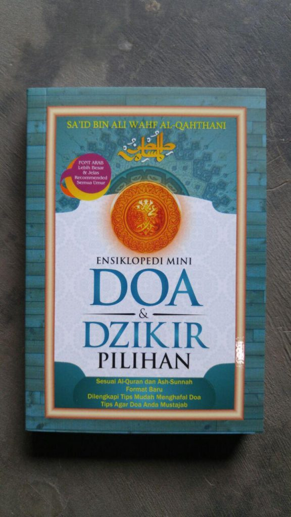 Buku Saku Ensiklopedi Mini Doa & Dzikir Pilihan cover
