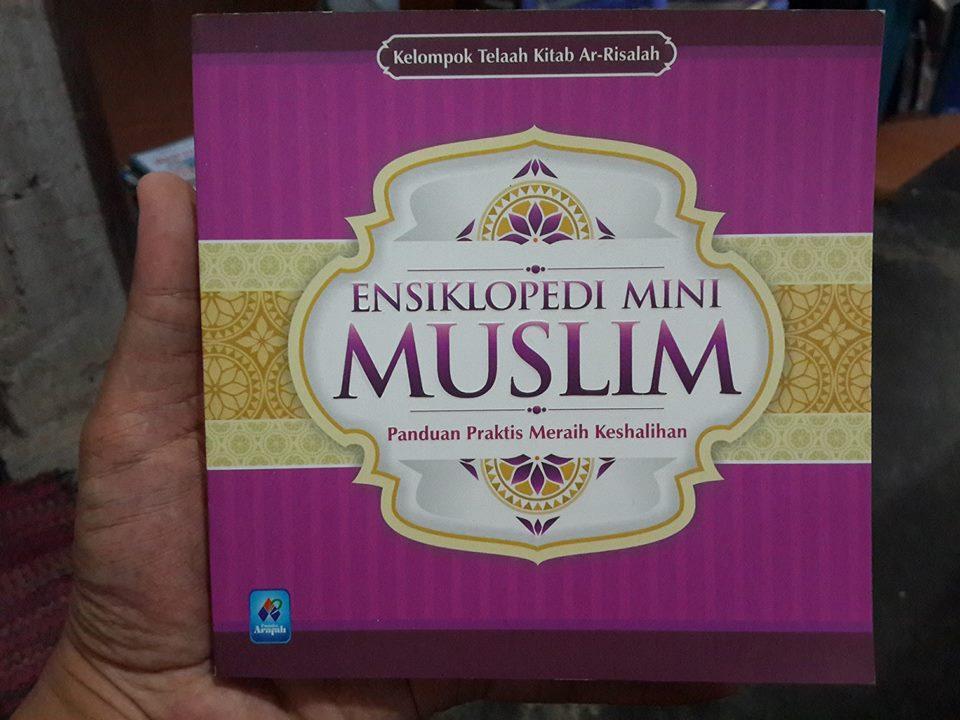 ensiklopedi mini muslim buku cover