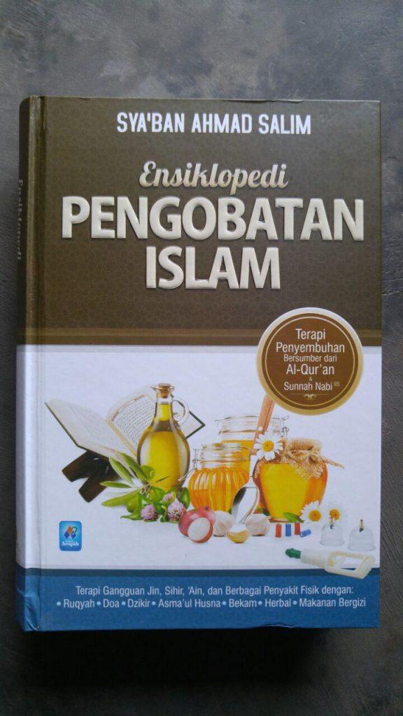 Buku Ensiklopedi Pengobatan Islam Terapi Penyembuhan cover