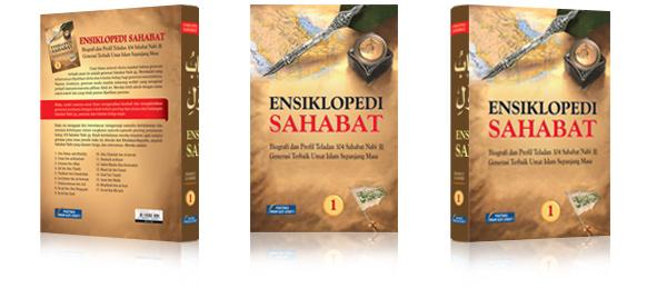 Buku Ensiklopedi Sahabat Biografi Dan Profil Para Sahabat Cover
