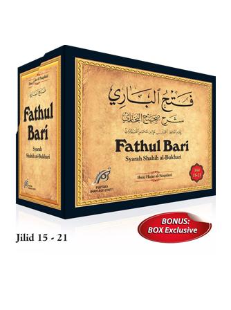 Buku Fathul Bari Syarah Shahih Al-Bukhari Set 3