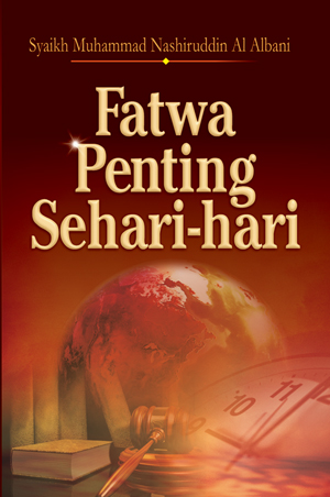 Buku Fatwa Penting Sehari-Hari Fatwa Syaikh Albani Cover