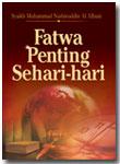 Buku Fatwa Penting Sehari-Hari Fatwa Syaikh Albani