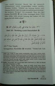 Buku Figur Rasulullah isi 2