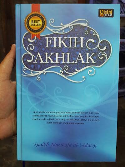 Buku Fikih Akhlak Cover