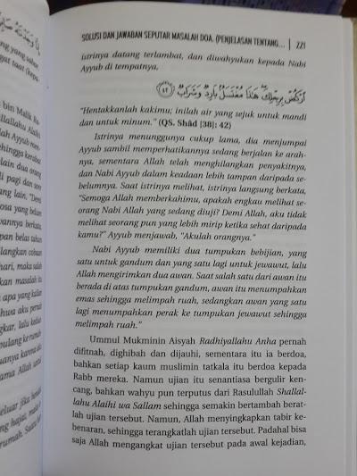 Buku Fikih Doa Isi