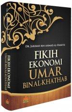Buku Fikih Ekonomi Umar bin Al-Khathab Cover