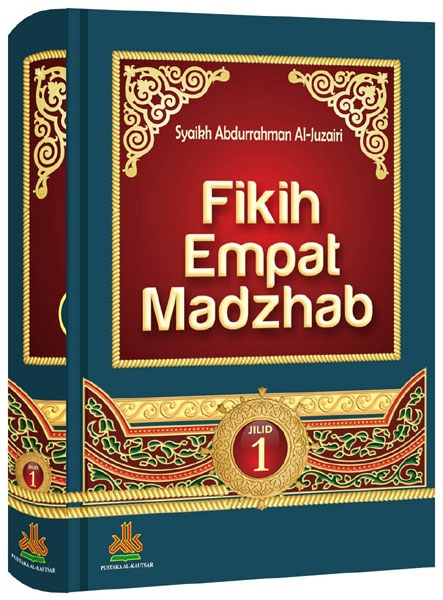 Buku Fikih Empat Madzhab Cover