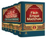 Buku Fikih Empat Madzhab Cover Set