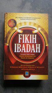 Buku Fikih Ibadah Kumpulan Fatwa Lengkap Syaikh Utsaimin cover