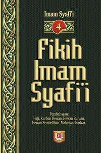 Buku Fikih Imam Syafi'i Cover
