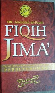 Buku Fikih Jima Fatwa Fatwa Kontemporer Tentang Persetubuhan cover