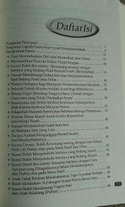 Buku Fikih Jima Fatwa Fatwa Kontemporer Tentang Persetubuhan isi 2