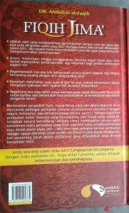 Buku Fikih Jima Fatwa Fatwa Kontemporer Tentang Persetubuhan cover 2