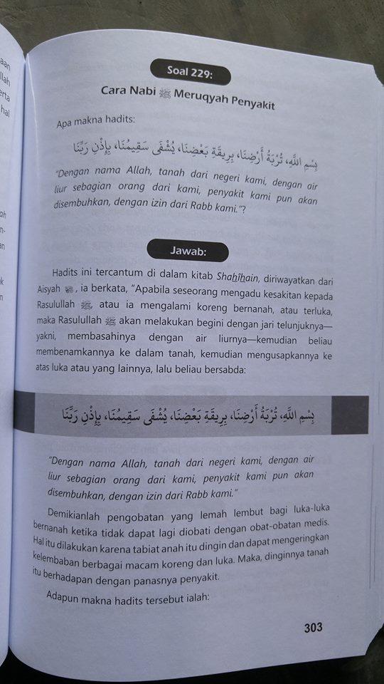 Buku Fikih Kesehatan 500 Fatwa Kedokteran & Pengobatan Islam isi