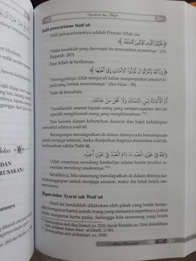 Buku Fikih Muyassar Panduan Praktis Fikih Dan Hukum Islam Isi