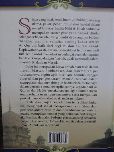 Buku Fikih Shalat Imam Al-Bukhari Cover 2