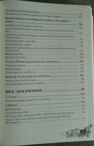 Buku Fiqhus-Sunnah LinNisa Panduan Fikih Lengkap Bagi Wanita isi 2