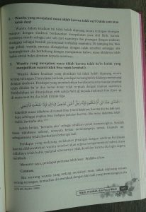 Buku Fiqhus-Sunnah LinNisa Panduan Fikih Lengkap Bagi Wanita isi