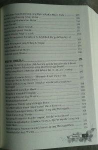 Buku Fiqhus-Sunnah LinNisa Panduan Fikih Lengkap Bagi Wanita isi 4