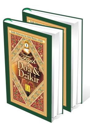 Buku Fiqih Doa Dan Dzikir Cover